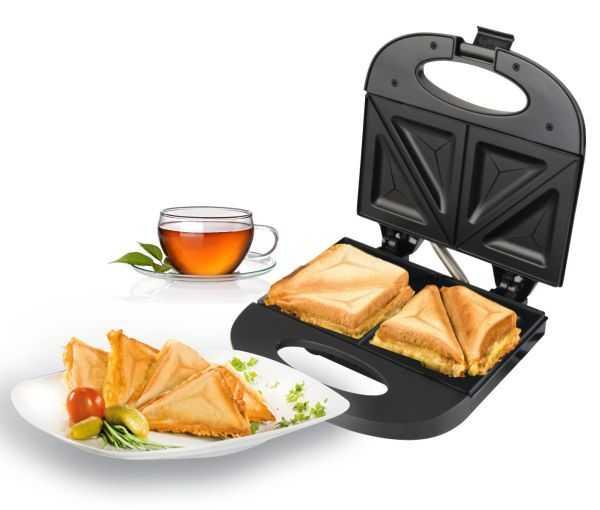 SERVE 750W 2 Slice Sandwich Maker